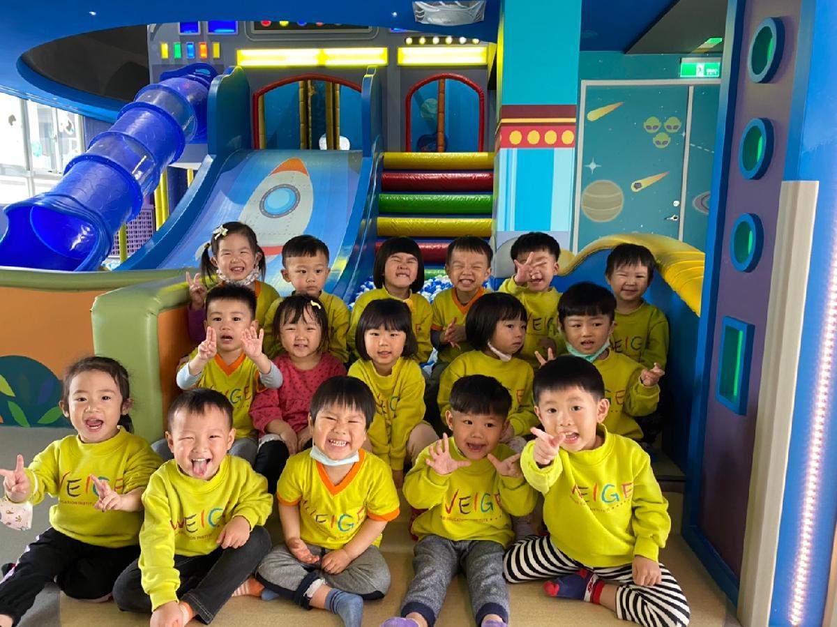 110.3.17  幼幼班 戶外活動:騎士堡歡樂遊